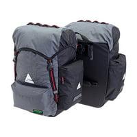 BAG AXIOM PANNIER SEYMOUR O-WEAVE P55+ GY/BK