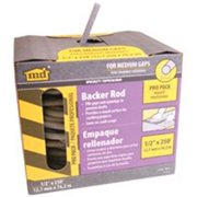 M-D Building Products 71551 Backer Rod Pro Pack, .5 In. x 250 ft.