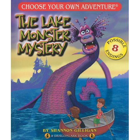 The Lake Monster Mystery Own Monster Claws