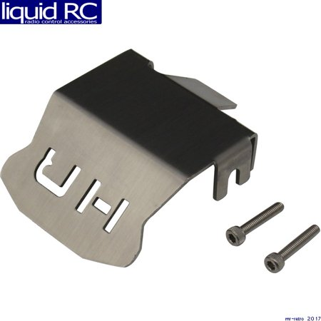 - Hot Racing STRXF331CF Stainless Steel Front or Rear Axle Skid Plate Traxxas Trx-