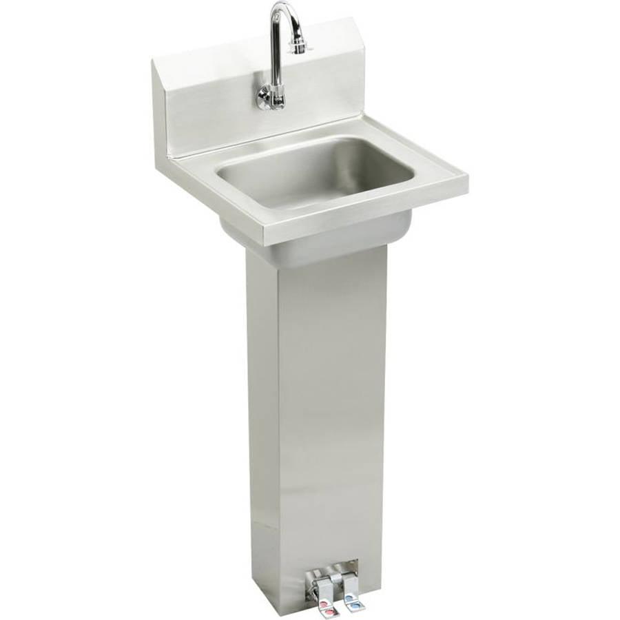 Elkay CHSP17161 Commercial Stainless Steel Handwash Sink ...