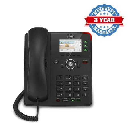 Snom D717 SIP VOIP Desk PoE IP Telephone D717 VoIP SIP Desk Telephone Snom 360 Ip Phone