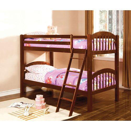 Harriet Bee Robbie Twin over Twin Bunk Bed