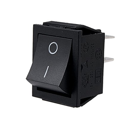 250V 16A 4 Pin DPST ON/OFF 2 Position Snap in Boat Rocker Switch Button