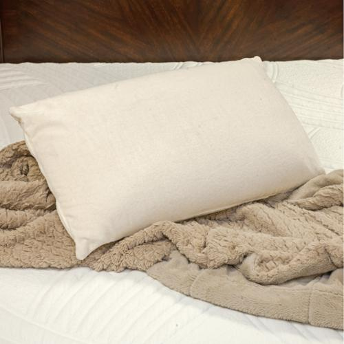 Integrity Bedding Soft Ventilated Visco Memory Foam Pillow