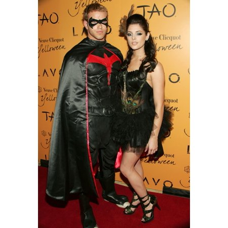 - Kellan Lutz Ashley Greene At Arrivals For Veuve ClicquotS Yelloween Tao Nightclub At The Venetian Resort Hotel And Casino Las Vegas Nv October 31 2009 Photo By James AtoaEverett Collection Celebrity