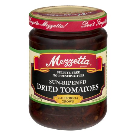 (6 Pack) Mezzetta Sun - Ripened Dried Tomatoes In Olive Oil - 8 Fl (Oven Sun Dried Tomatoes)