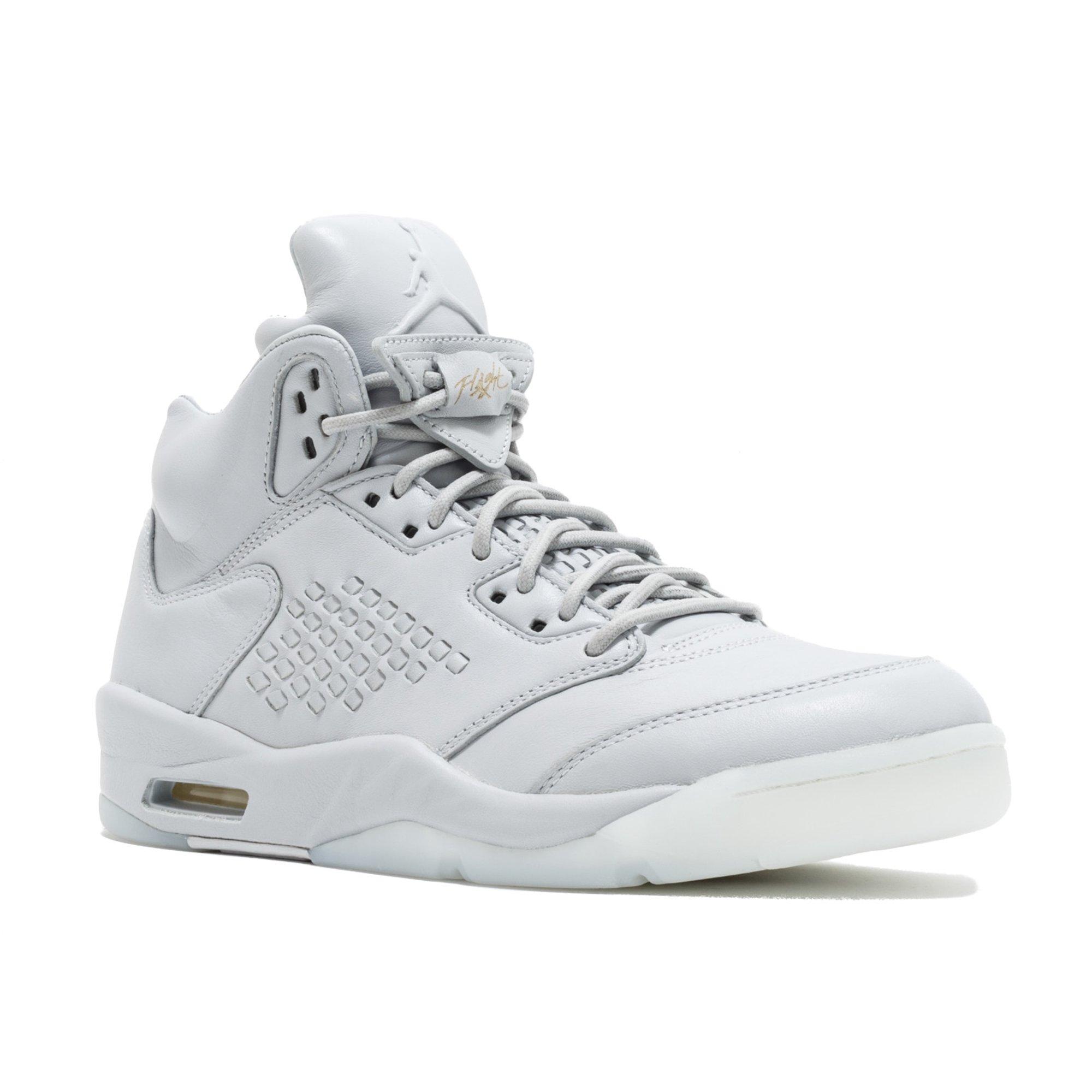 106bbf51acd4 Air Jordan - Men - Air Jordan 5 Retro Prem  Pure Platinum  - 881432-003 -  Size 10.5