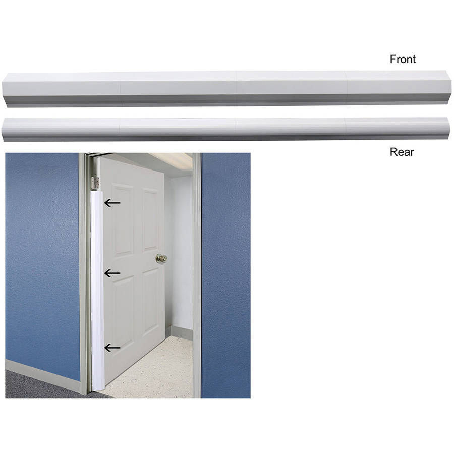 PinchNot Home Shield for 90 Degree Doors, Set, Guard for Door Finger Child Safety by Pinch-Not