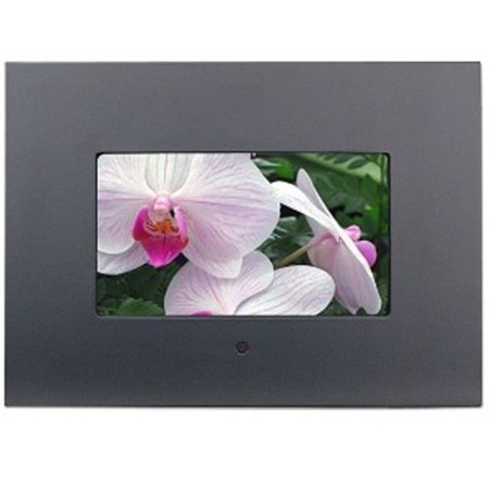 Polaroid 7 Digital Picture Frame Cpa 00711s Without Remote