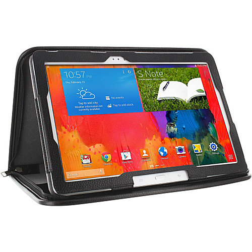 rooCASE Samsung Galaxy Tab Pro 12.2 / Note Pro 12.2 Executive Portfolio Leather Case