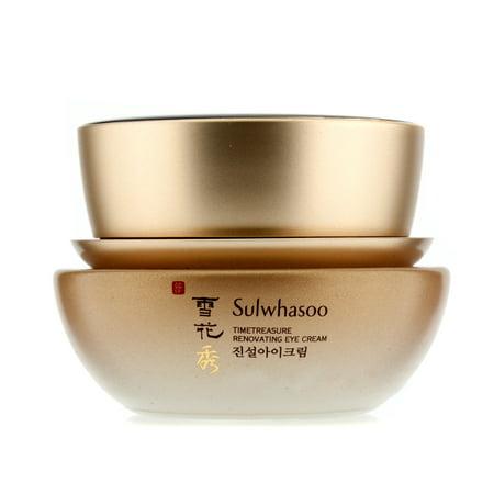 Sulwhasoo - Timetreasure Renovating Eye Cream - 25ml/0.8oz