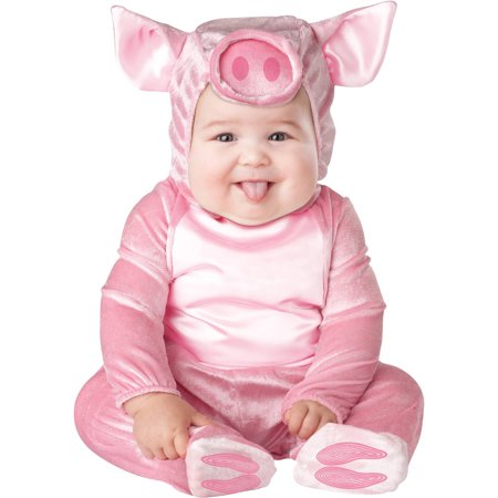 THIS LIL PIGGY 2B 6-12M - This Halloween Meme