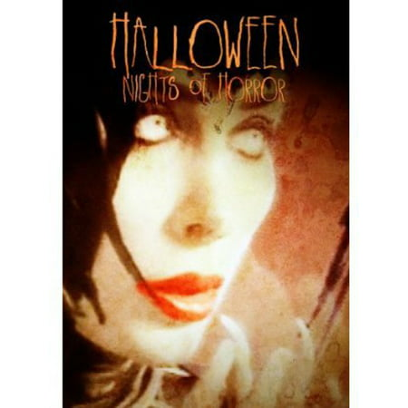 Halloween Nights of Horror (DVD) - Best Halloween Nights Out In London