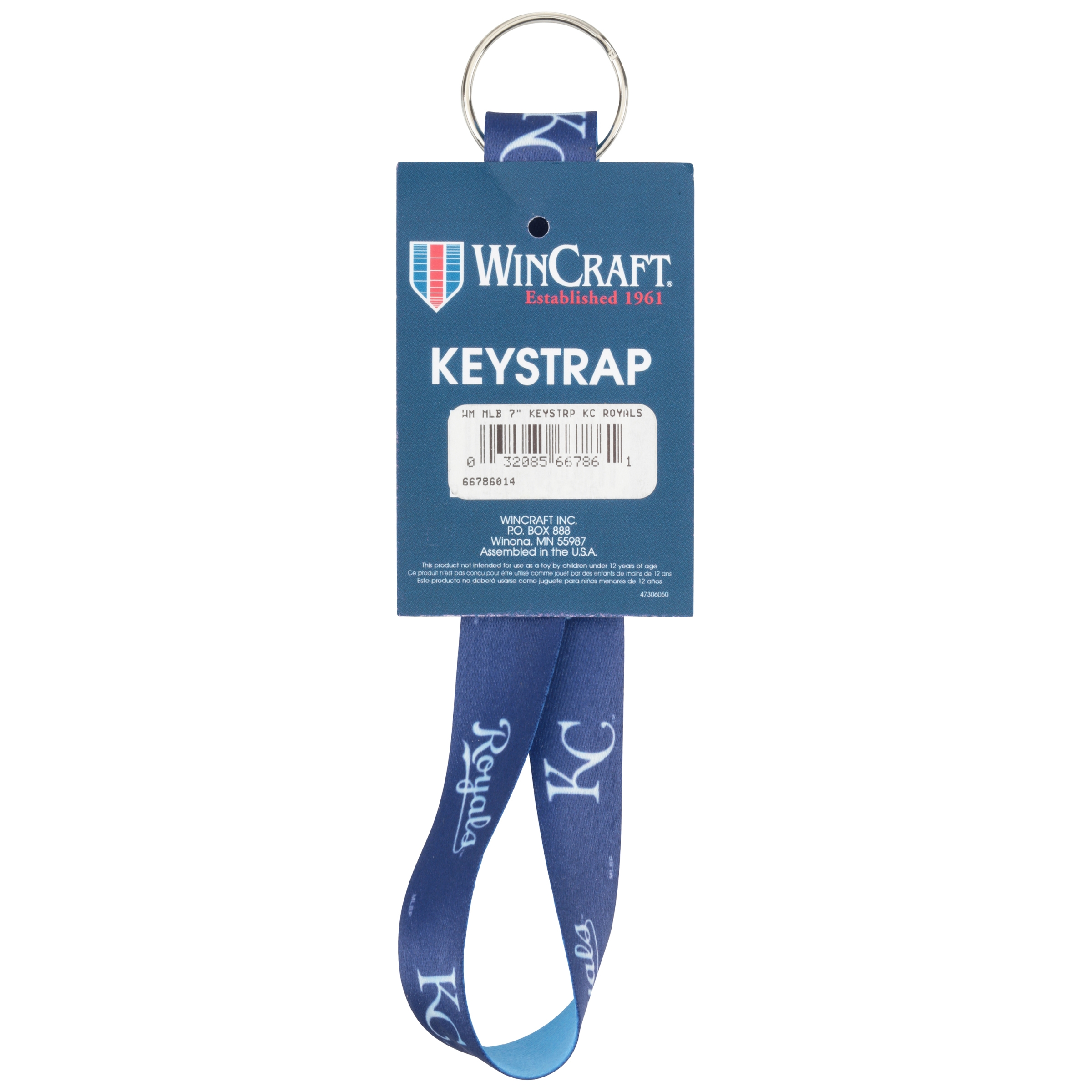 WinCraft® MLB KC Royals Keystrap - Walmart.com