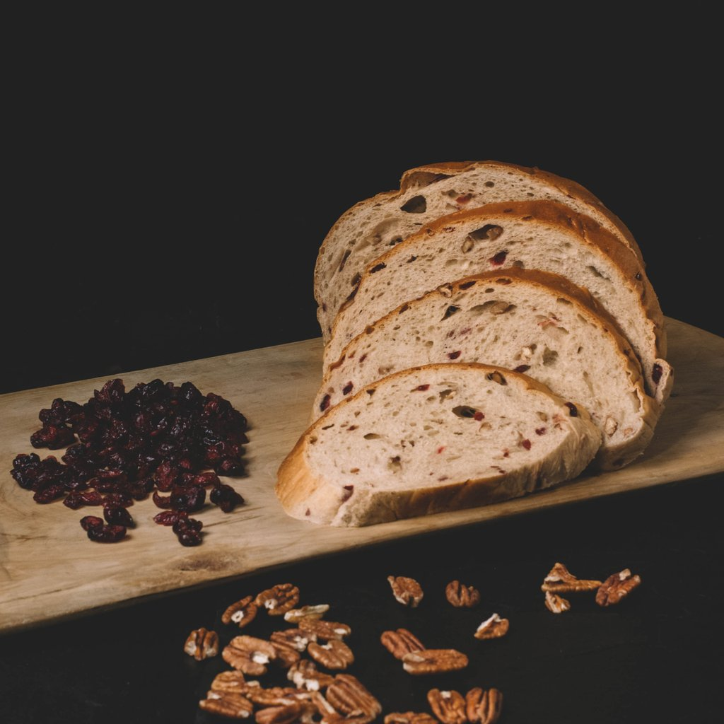 Cranberry Pecan - Stone Mill Bread
