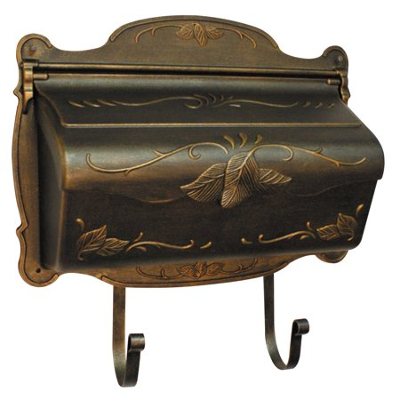 Special Lite Products Floral Horizontal Mailbox