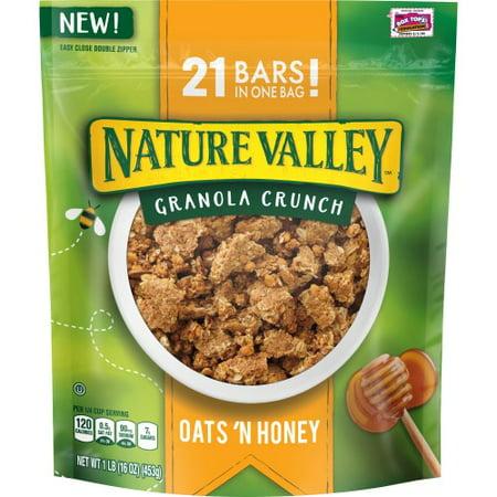 Nature Valley Oats 'N Honey Granola Crunch