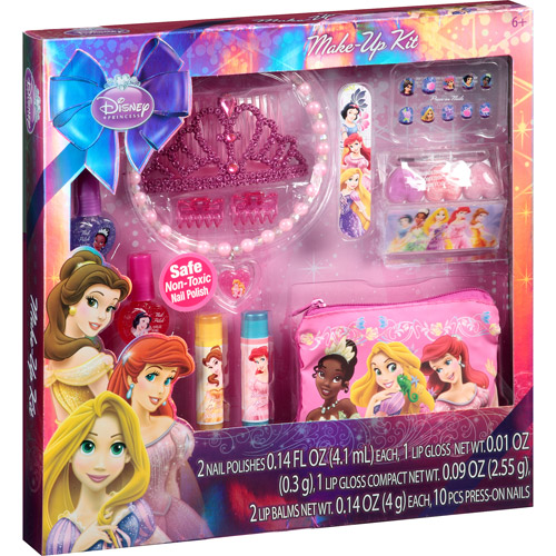 Disney Princess Make-Up Kit, 16 pc