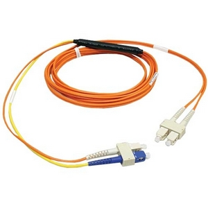 Tripp Lite - N426-02M - Tripp Lite 2M Fiber Optic Mode Conditioning Patch Cable SC/SC 6' 6ft 2 Meter - Mode conditioning