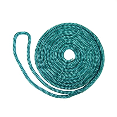Seachoice Double-Braided Nylon Dock Line by Seachoice Products