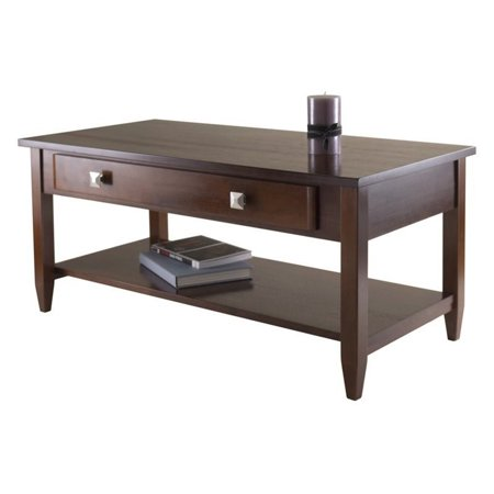 Richmond Coffee Table, Antique Walnut
