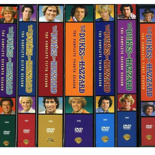 The Dukes Of Hazzard: The Complete Seasons 1-7
