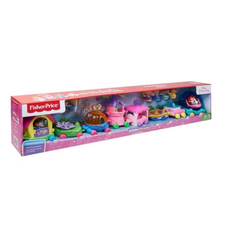 Fisher-Price Little People Disney Princess Parade 8-Pack