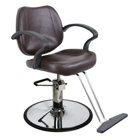 Barber Equipment (Classic Barber Beauty Salon Equipment Hydraulic Styling Chair SC-21BR)