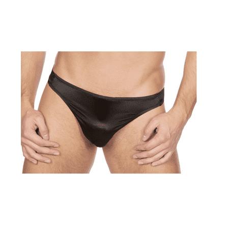 Body Aware Sleek Satin Men's Thong