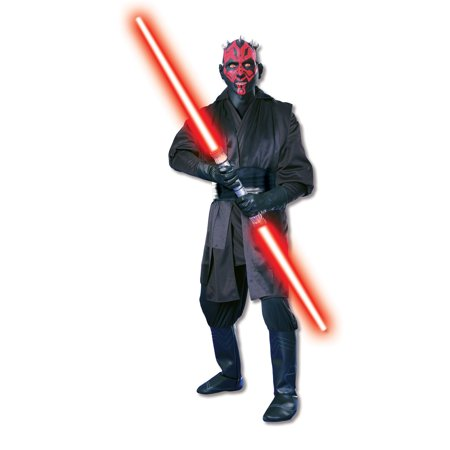 Darth Maul Costumes For Kids (Deluxe Adult Darth Maul)