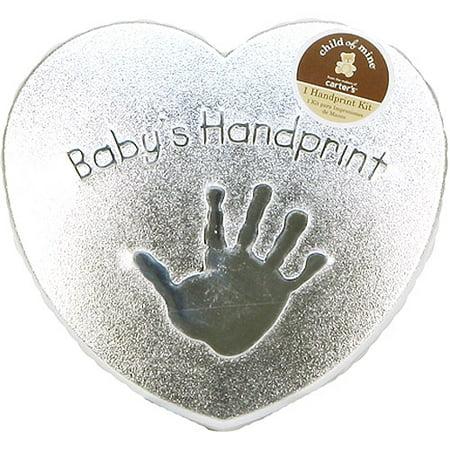 handprint plaster casting kit instructions