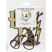 Paper Wizard Die-Cut-Wizard Mini's*