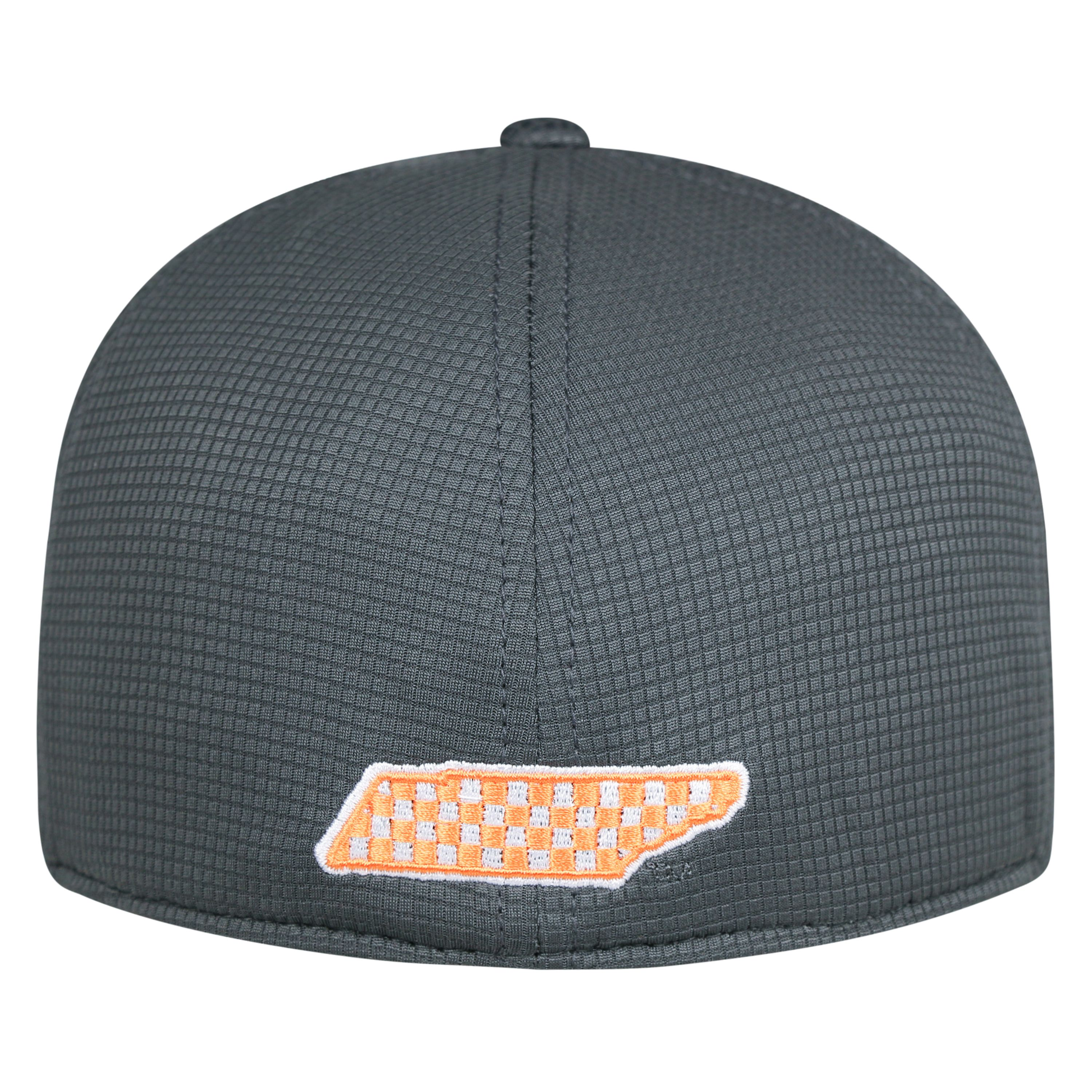 new style 57003 c6d4d ... new style tennessee volunteers official ncaa one fit booster plus hat  cap by top of the
