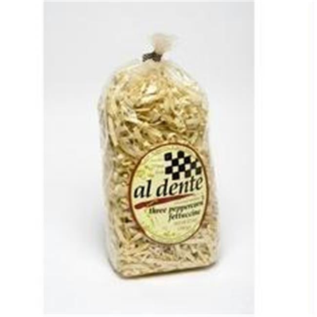 Al Dente B73018 Al Dente Three Peppercorn Fettuccine  -6x12oz