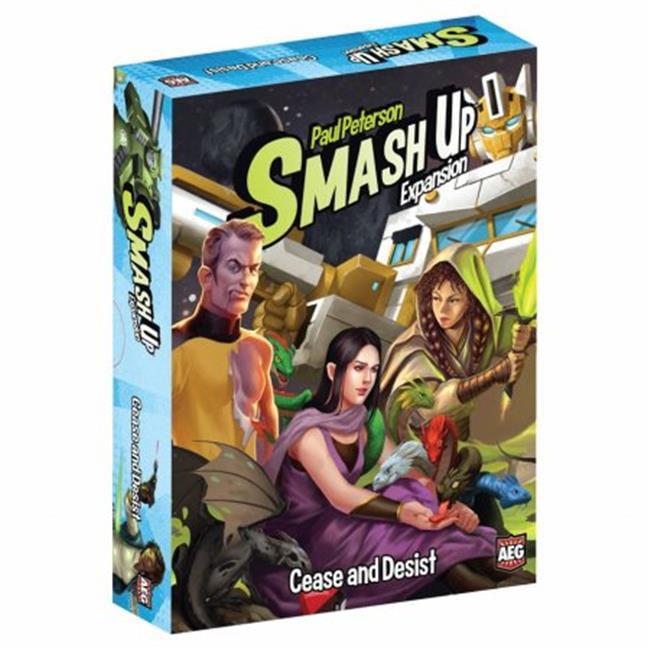 Smash Up-Cease & Desist - image 1 de 1