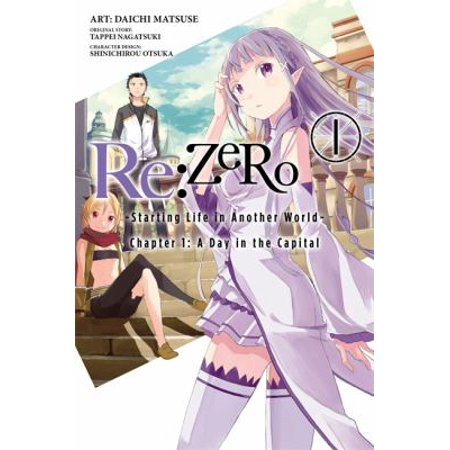 Re  Zero Starting Life In Another World 1  A Day In The Capital
