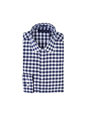 8fc12af09 Product Image Tommy Hilfiger Men's Dress Shirts Non Iron Slim Fit Solid  Spread Collar