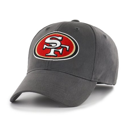 Costume Shop San Francisco (NFL San Francisco 49Ers Basic Adjustable Cap/Hat by Fan)