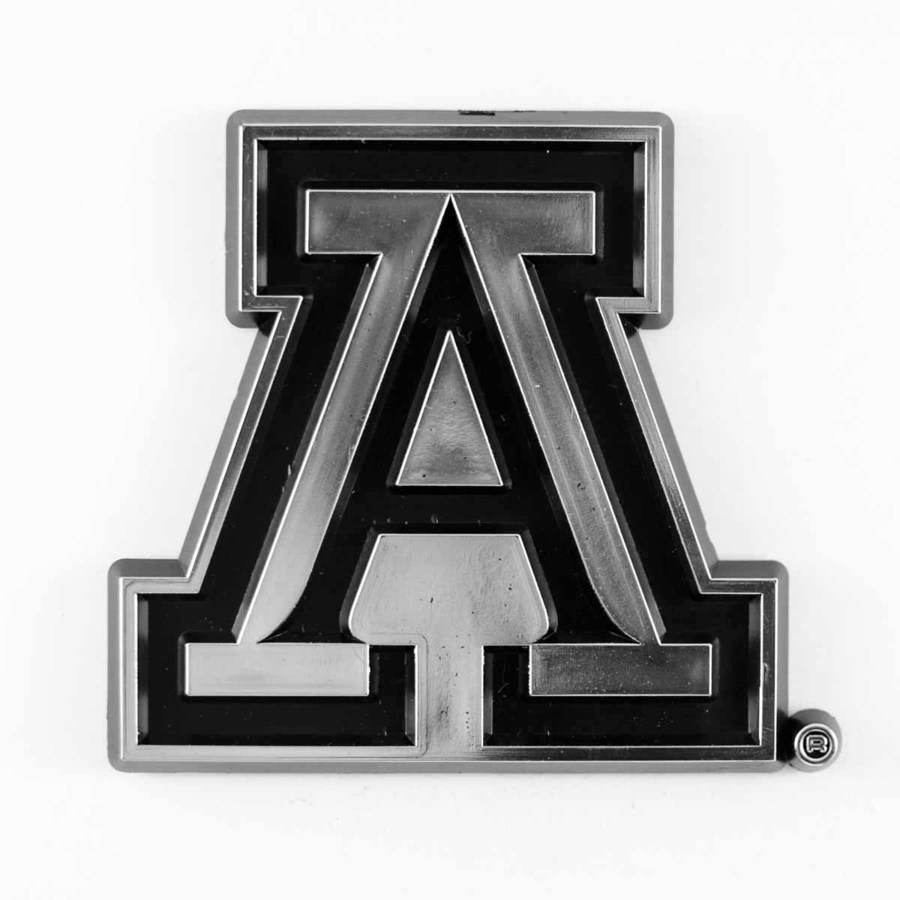 NCAA Arizona Chrome Emblem