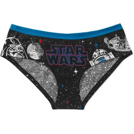 Galaxy Black Panty - Walmart.com