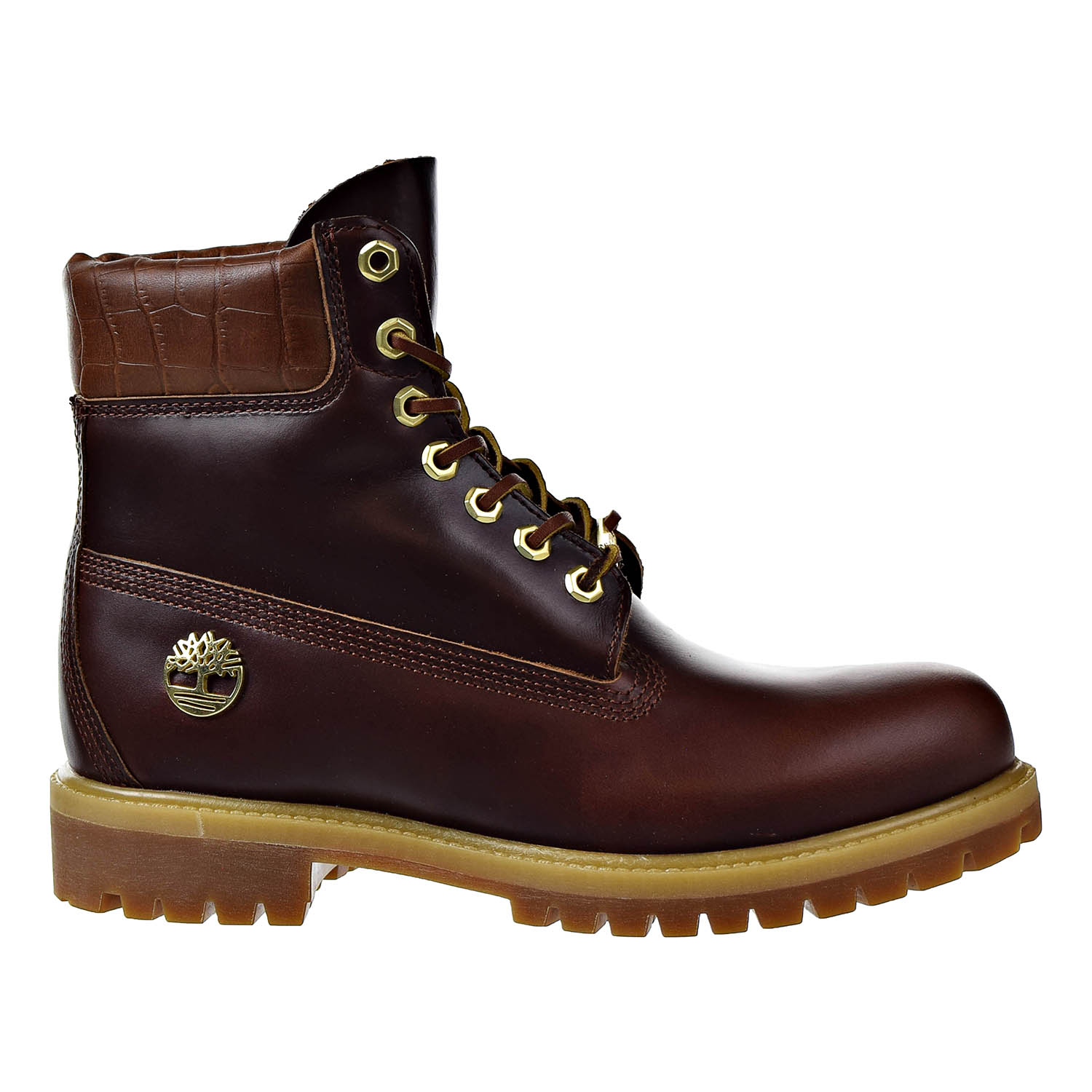 Timberland 6 Inch Premium Men's Boots Medium Brown tb0a1p9p by Timberland