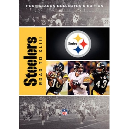 Pittsburgh Steelers: Road to Super Bowl XLIII (DVD)