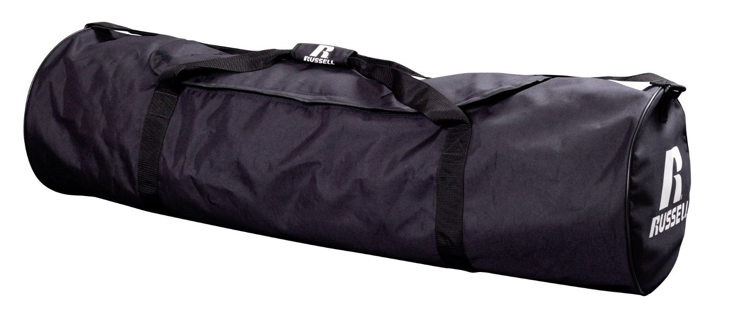 Russell Athletic 38-Inch Team Equipment Bag (Black Style RATB10) by