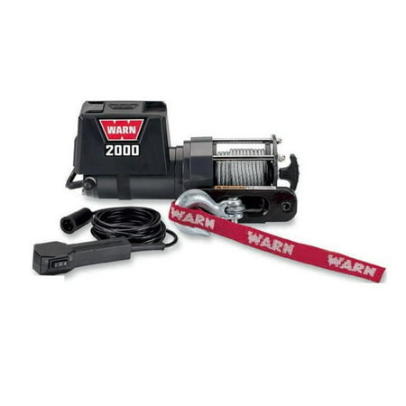 Warn 92000 2000 DC Winch