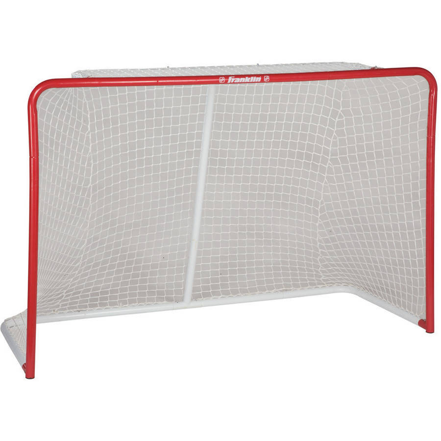 Franklin Sports NHL Official Size Steel Hockey Goal by Franklin Sports