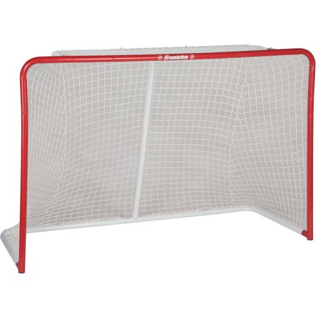 Steel Hockey Goal - Franklin Sports NHL Official Size Steel Hockey Goal