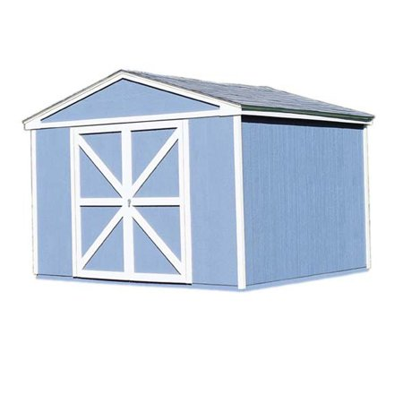 - Handy Home Somerset Storage Shed - 10 x 8 ft.
