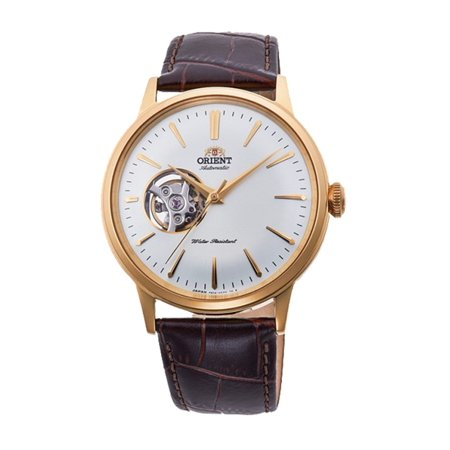 Automatic Skeleton Rubber (Orient Watch Bambino Open Heart RA-AG0003S10A )