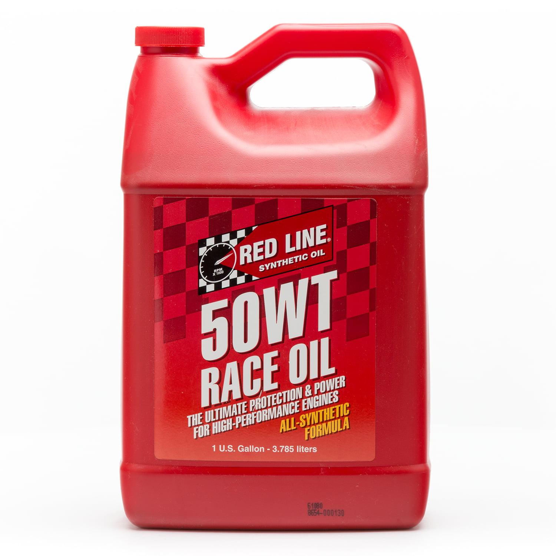 RedLine-50WT Race Oil (15W50) -1 Gallon - PN: 10505